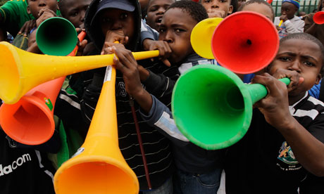 vuvuzela blowers