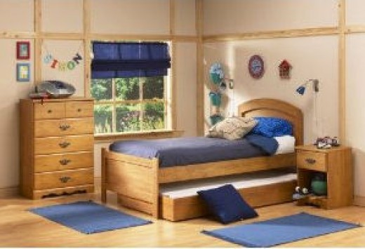 Boy's Bedroom Furniture