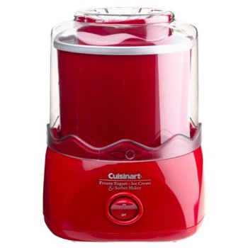 Cuisinart 1-1/2-Quart Automatic Ice Cream Maker courtesy of Amazon