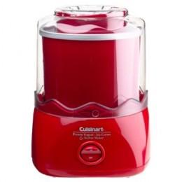 Cuisinart 1-1/2-Quart Automatic Ice Cream Maker courtesy of Amazon