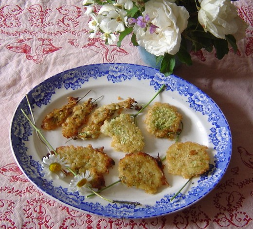 Serve as a nibble and decorate with sugared flowers; see below