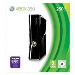 The Xbox 360 Slim is Kinect ready!
