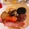Enjoy a Full Scottish Breakfast
