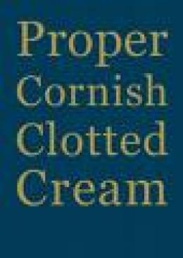 Proper Clotted Cream