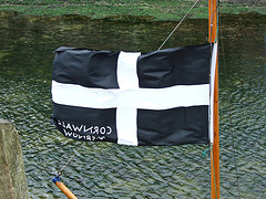 THE Flag - Kernow - Tre Pol Pen
