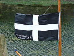THE Flag - Kernow - Tre Pol Pen