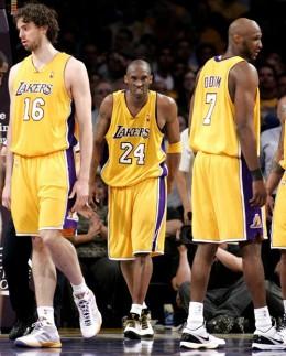 Kobe Bryant is seeking a fifth NBA championship