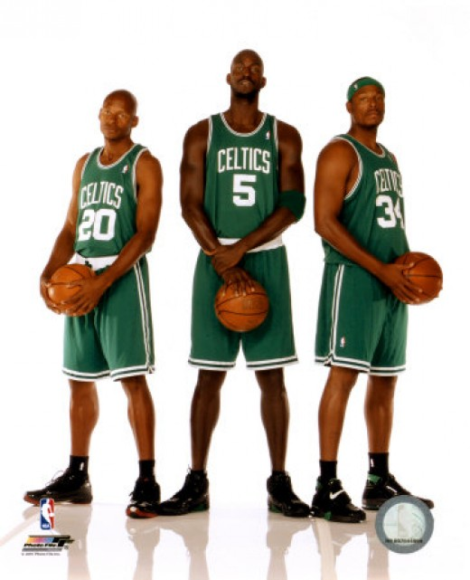 The Celtics want to bring another title to Boston