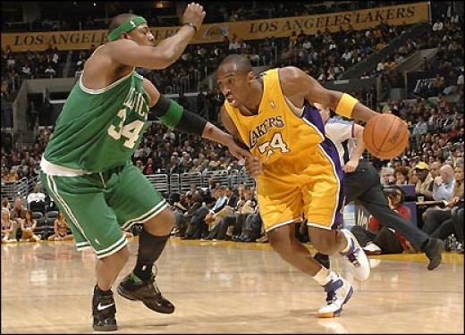 Paul Pierce and Kobe Bryant look to cement their place in history
