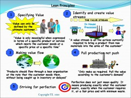 Lean Manufacturing Consultant to educate you on the Principles of Lean