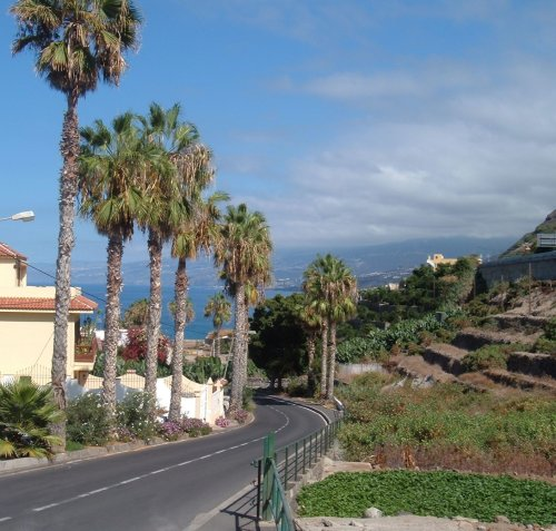 Road to Las Aguas
