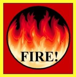 Fire! Fear!