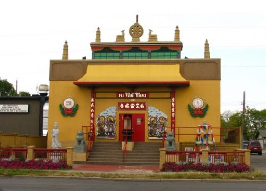 Pai Yuin Temple http://www.panoramio.com