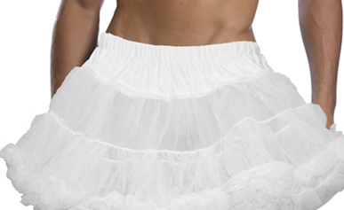 This tutu petticoat brought to you by XDress.com