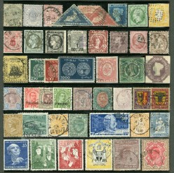 Postage Stamps & Stamp Collection
