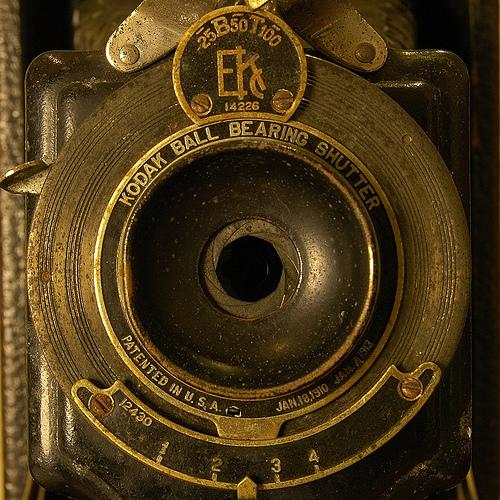 Kodak No. 3A Autographic Junior camera 1918