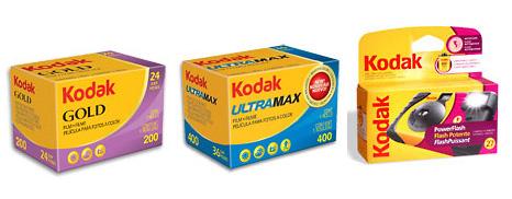 Kodak Traditional Films