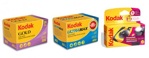 Kodak Traditional Films