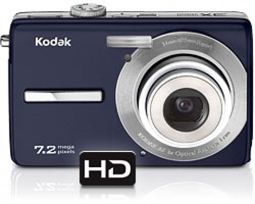 Kodak Easyshare M763 Digital Camera