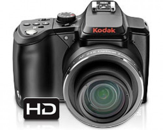 Kodak Easyshare Z980 Digital Camera