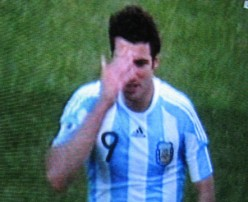 FIFA World Cup 2010 - Gonsalo Higuine scores Hatrick