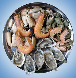 Seafoods as Appetizer : Recipes for Seafoods Appetizer