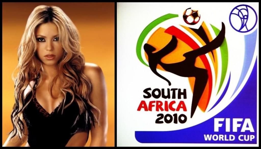 The History of the Official World Cup Song (Waka Waka ... Shakira Waka Waka