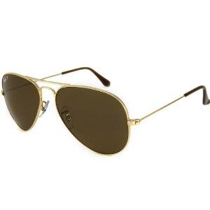 Ray Ban Aviators Sunglasses