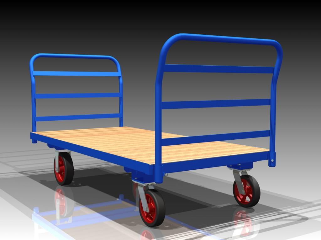 warehouse carts  material handling equipment