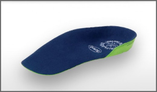 Orthaheel regular insoles