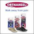 Orthaheel orthotic insoles