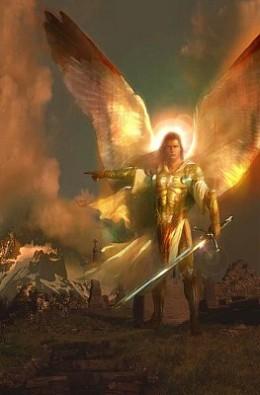 ANGEL OF GOD