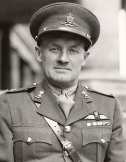 Conn Smythe - Maple Leaf founder - visionary, war hero, Hockey God.  Thank you Mr. Smythe, thank you for everything you did.