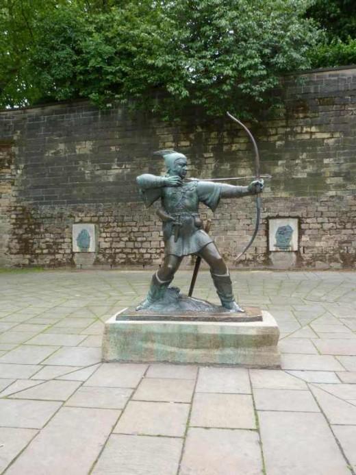 Robin Hood - Nottingham's Hero!