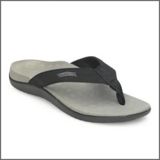 The Orthaheel Wave sandal