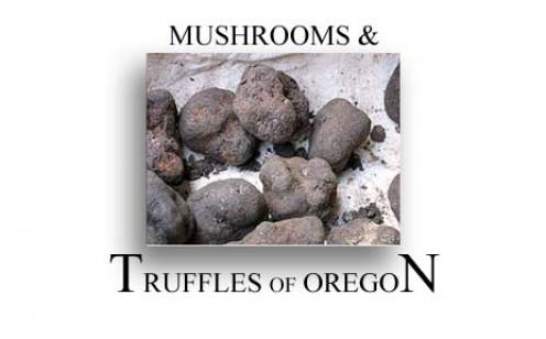 Wild Edible Mushrooms and Truffles of Oregon
