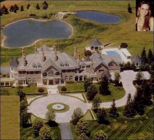 celebrity-houses-maria carey