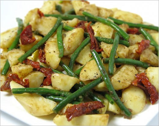 POTATO DISH (Photo courtesy of http://mediterrasian.com/)
