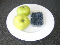 Apple and Blueberry Pie Recipe