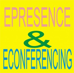 ECONFERENCING, EPRESENCE AND WEB CONFERENCING EQUIPMENT