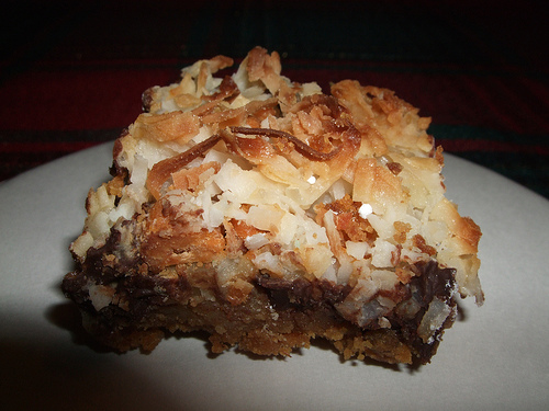 7 Layer Bar Cookie
