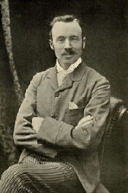 Joseph Thomson - Credited for 'discovering' Hell's Gate and Thomson Gazelle.