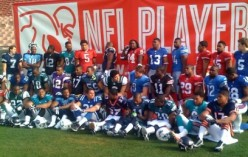 NFL Rookies First Training Camps