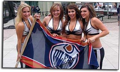 Happy Oiler Fans