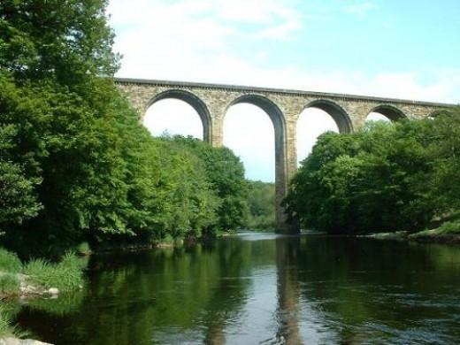 Pontsycyllte Aqueduct