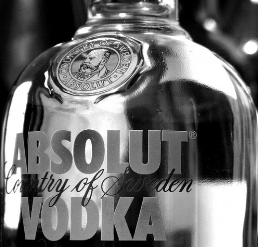 Popular brand for vodka drinks photo: andym8y @flickr