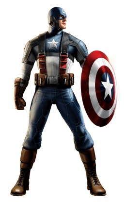 Captain America Movie Costume Source: AICN