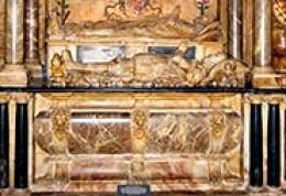 Tomb of Katherine Grey