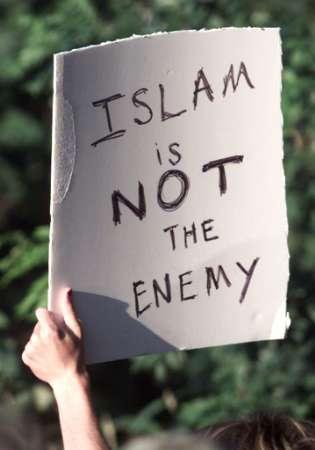 So what is the difference between Islam and Terrorism?