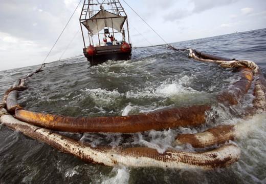 Trawler & Boom